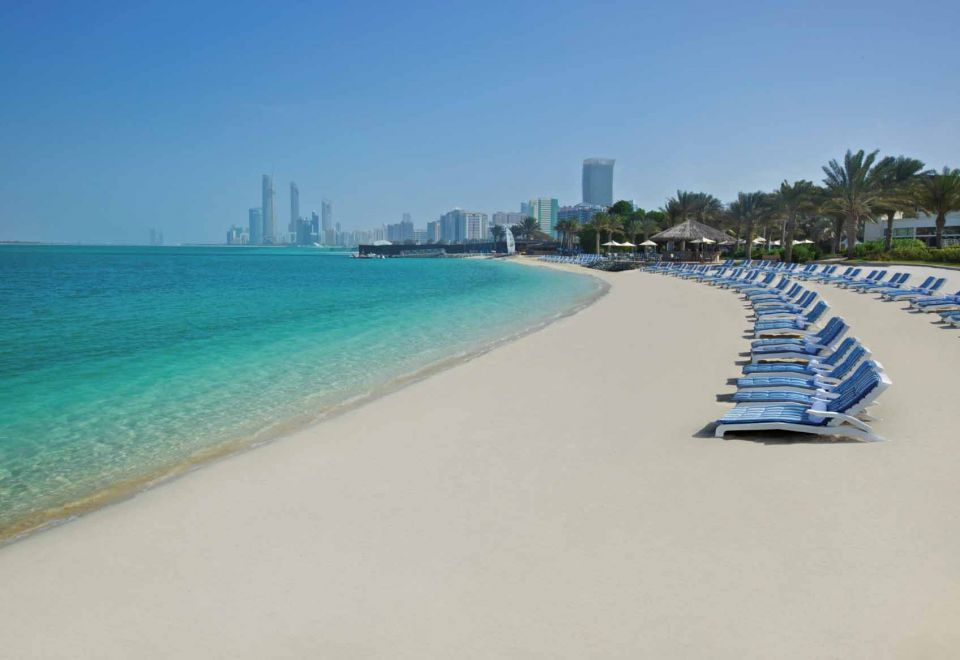 Abu Dhabi takes centre stage in battle for blue economy