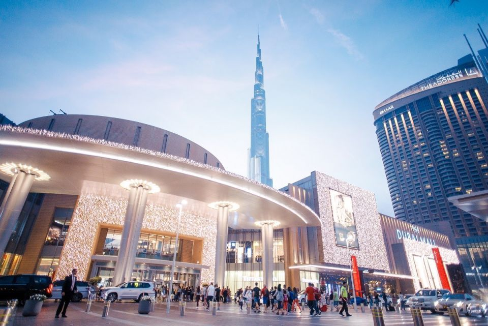 Emaar Malls posts 7% rise in 2018 profit to $607m