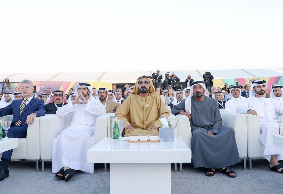 In pictures: World's busiest airport DXB's new brand launch