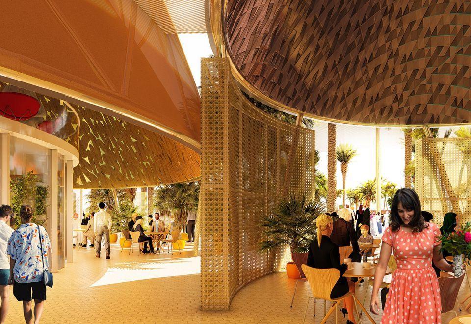 In pictures: Spain's Dubai Expo 2020 pavilion