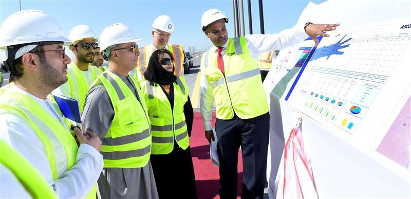 Dubai's RTA opens main bridge leading to Expo 2020 site