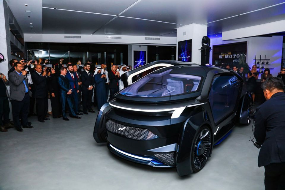 UAE's first autonomous vehicle to be unveiled at Auto Shanghai 2019