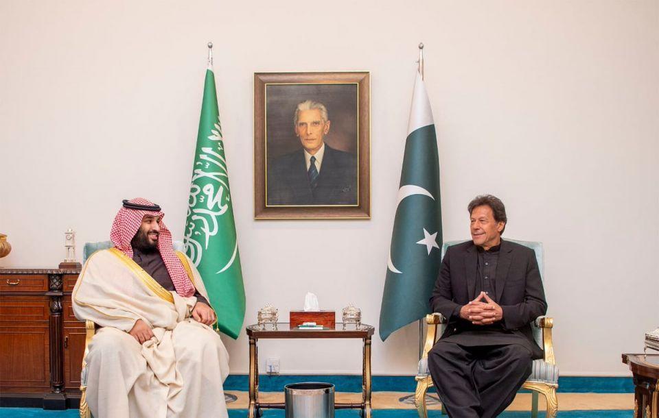 Saudi Arabia signs investment deals worth $20bn in Pakistan