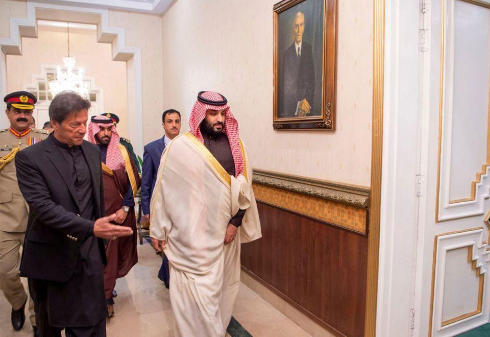 Saudi Crown Prince orders release of Pakistani prisoners