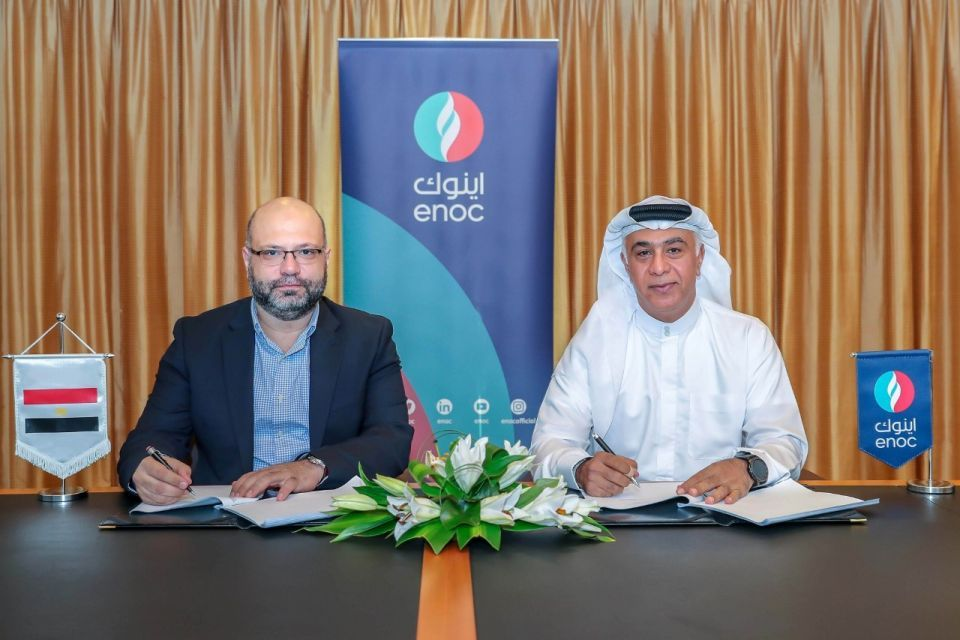 Dubai's Enoc signs JV deal to expand Egyptian operations