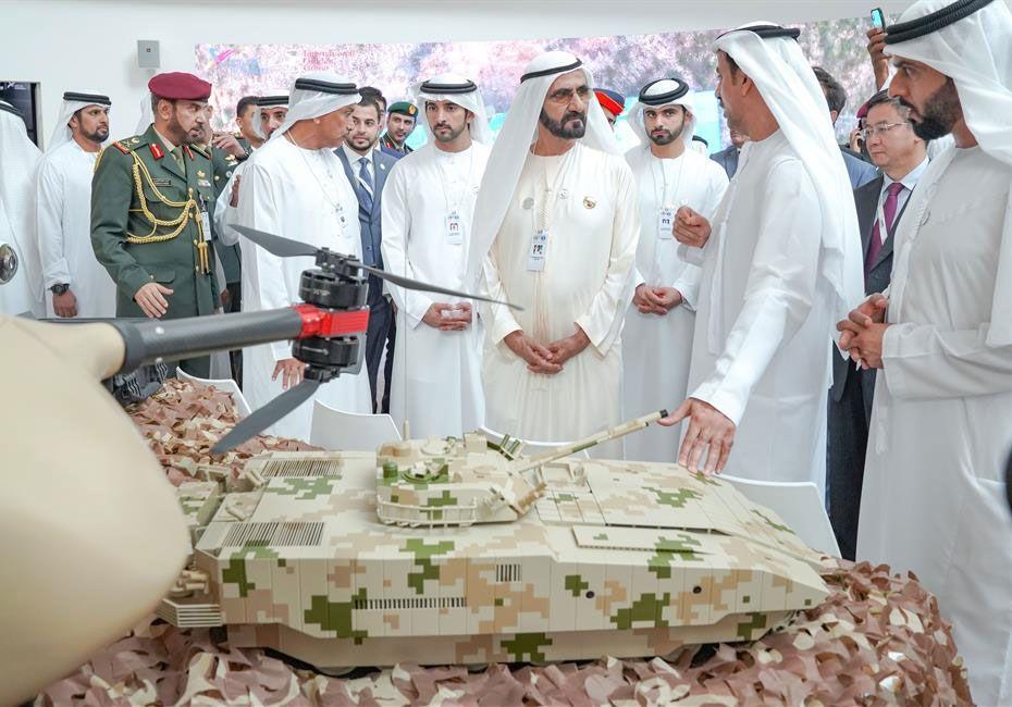 UAE Armed Forces awards $1.33bn deals on IDEX, NAVDEX day 3
