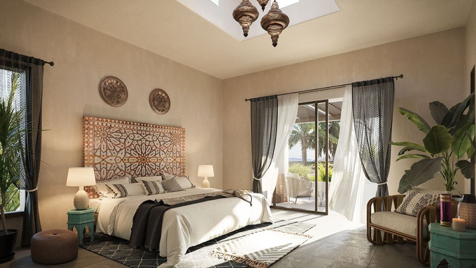 In pictures: Abu Dhabi Imkan's Al Jurf Gardens, a riviera-style destination