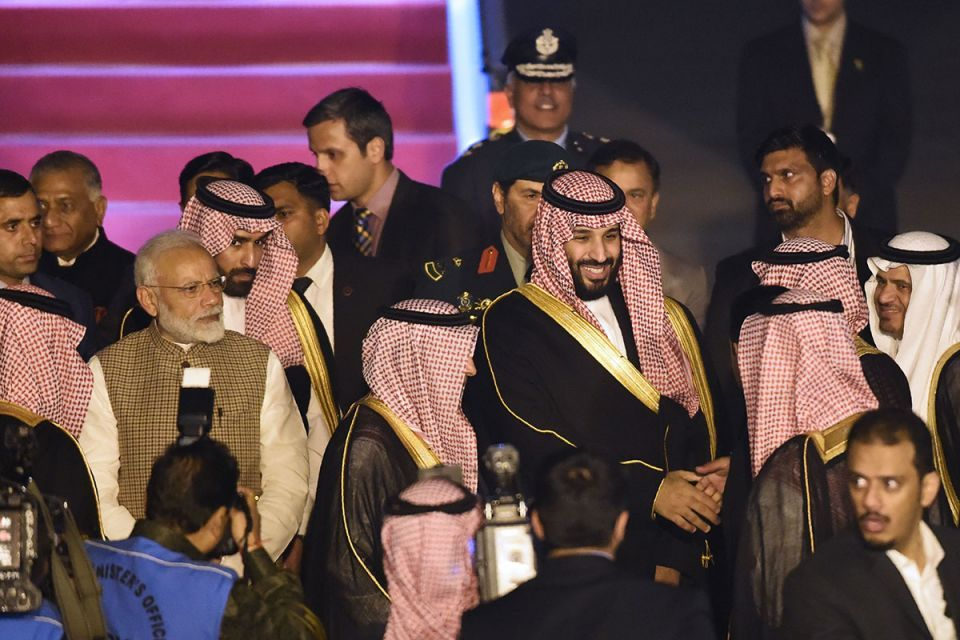 In pictures: Saudi Arabia Crown Prince in India