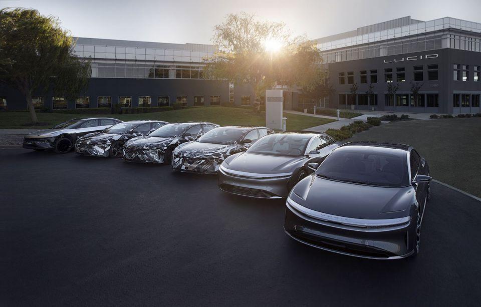 Tesla rival Lucid Motors eyes Saudi manufacturing facilities