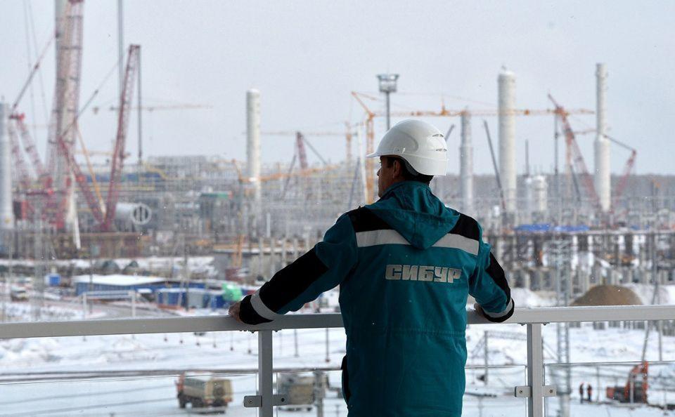 Russia's Sibur revives Saudi petro project plan