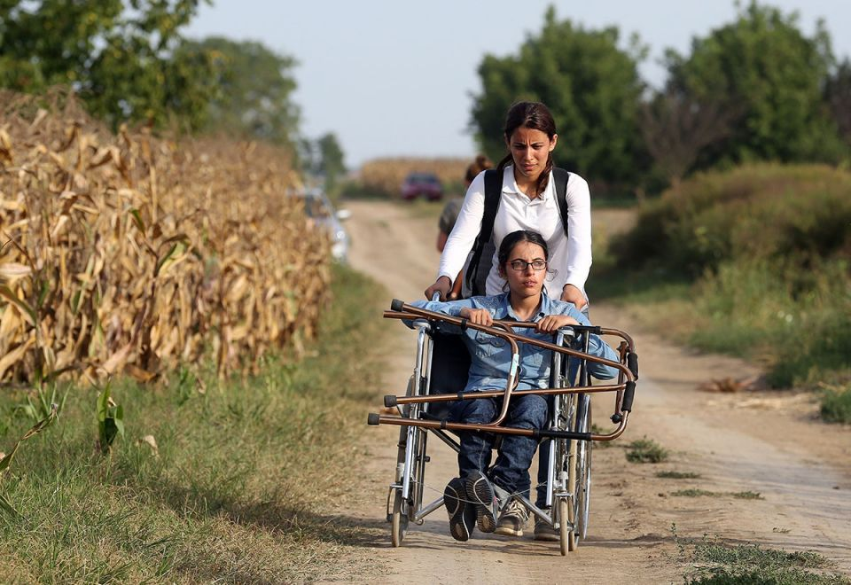 'No hardship lasts forever,' says teenager who fled Syria in a wheelchair