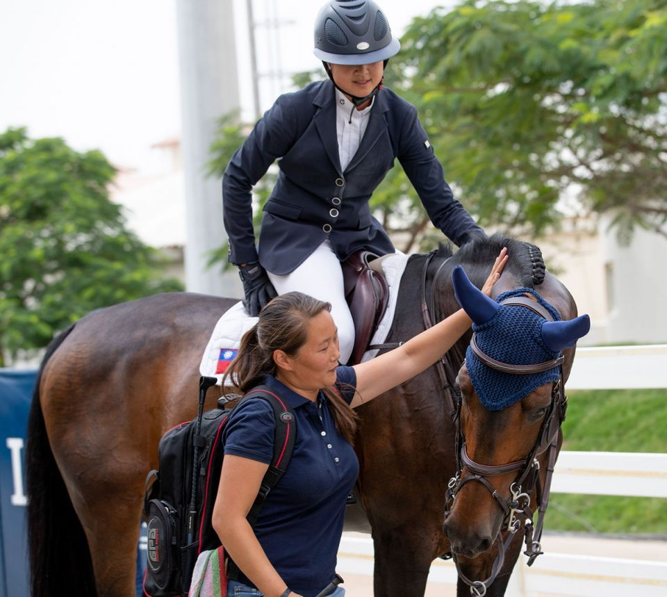 In pictures: The President of the UAE Showjumping Cup presented by Longines