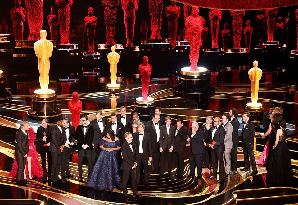 Oscars 2019: Green Book' grabs top prize at Academy Awards
