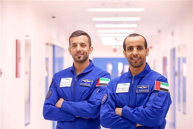 Revealed: date set for first Emirati astronaut's trip to the ISS