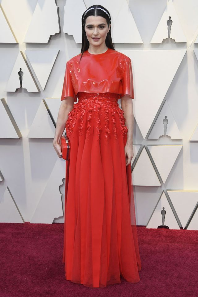 In pictures: Best Dressed on the Oscars red carpet