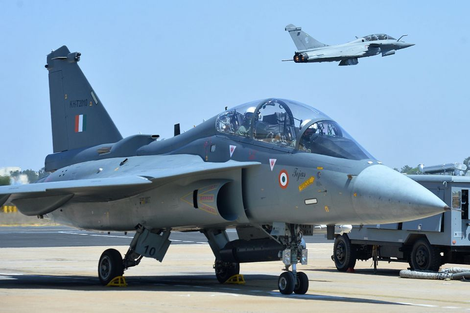 India says its fighter jets destroyed terrorist camp in Pakistan
