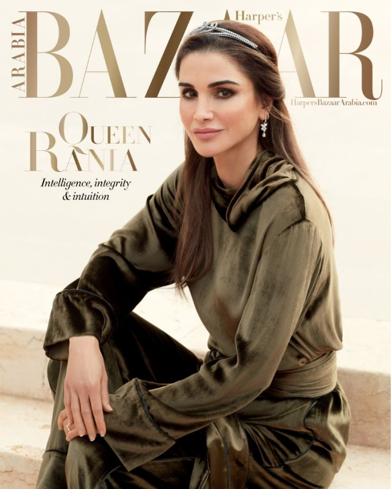 Queen Rania warns of 'substantial' danger from negativity on Facebook and Twitter