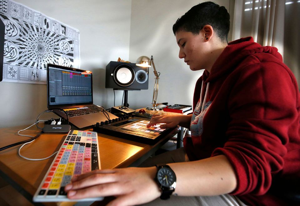 Palestinian DJs bring past into present with fresh beats