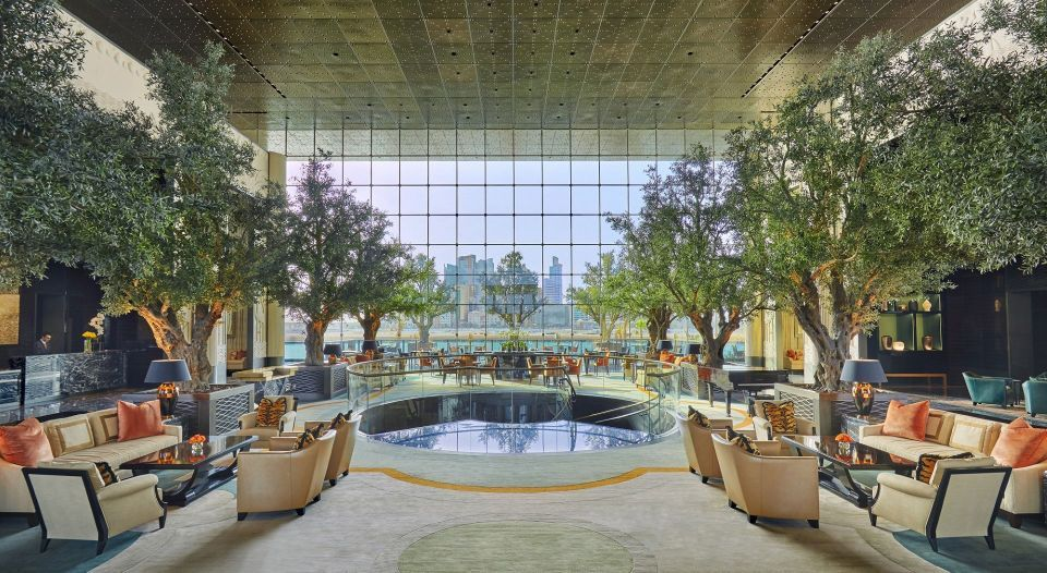 Four Seasons Hotel Bahrain Bay to launch new plant-based menu