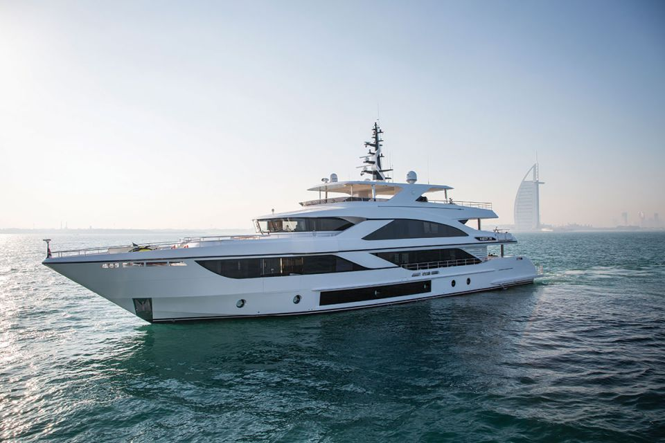 UAE yacht maker Gulf Craft expects 10% sales rise in 2019