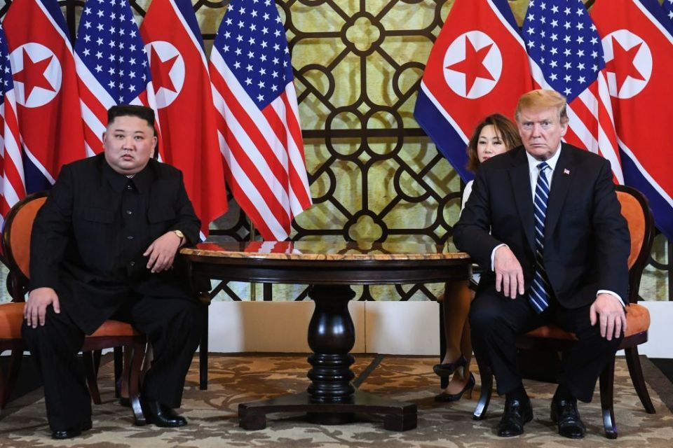 Trump 'walks' as North Korea talks end abruptly without deal