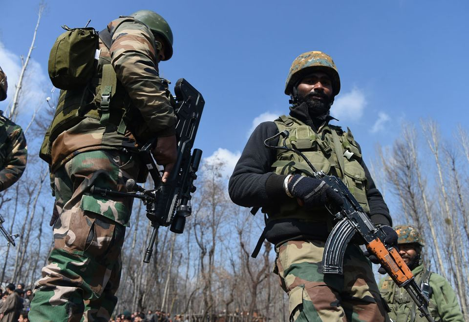 India says Pakistan violated cease-fire agreement in Kashmir