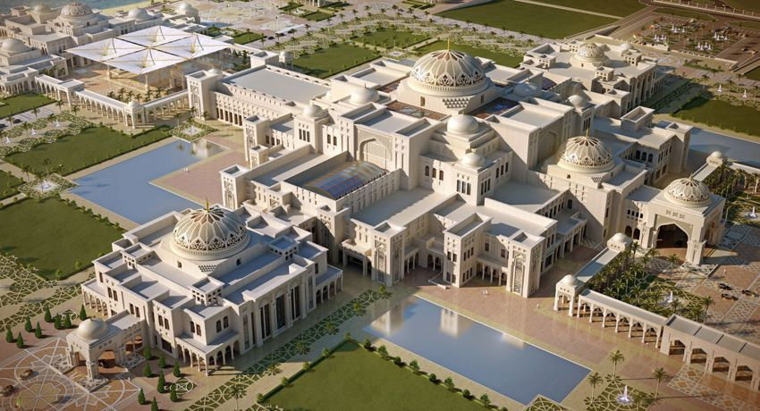 UAE's Presidential Palace in Abu Dhabi set to open to the public