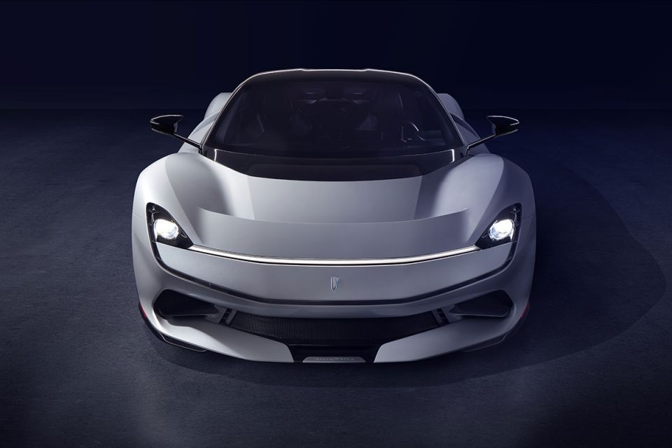 In pictures: Automobili Pininfarina unveiled $2.2m Battista all-electric hypercar