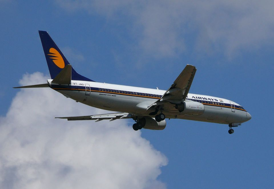 Founder of India's Jet Airways quits as crisis grows