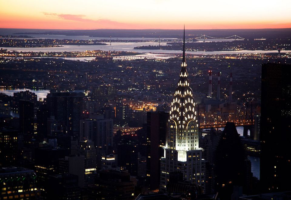 Chrysler Building is said to sell to RFR for about $150m