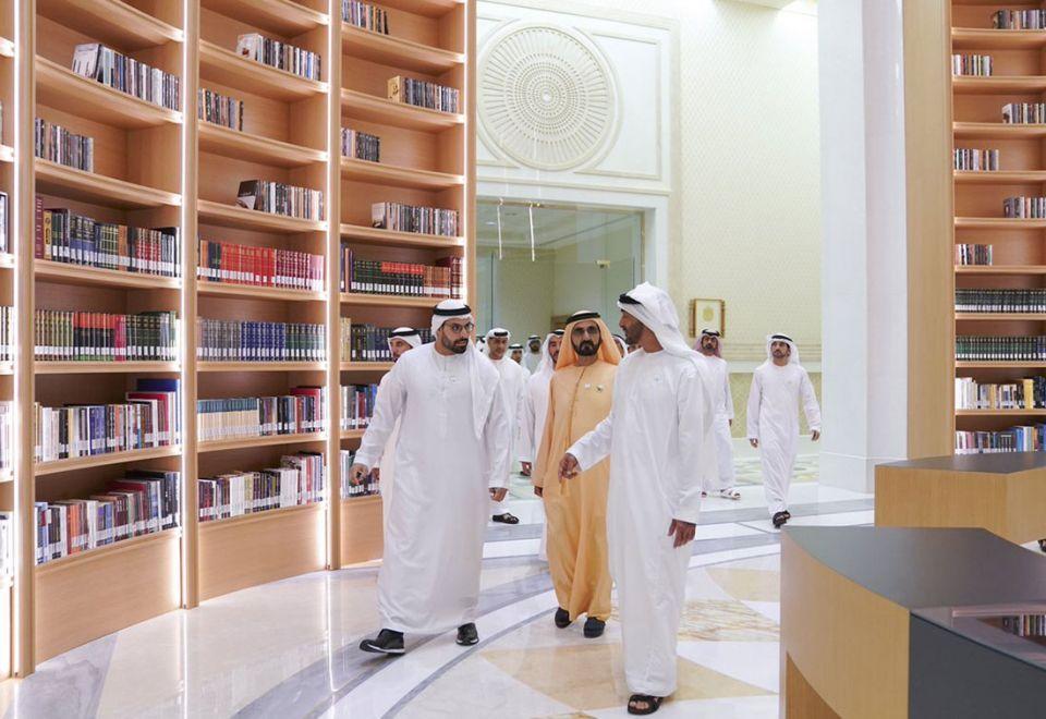 In pictures: UAE leaders inaugurated Qasr Al Watan in Abu Dhabi