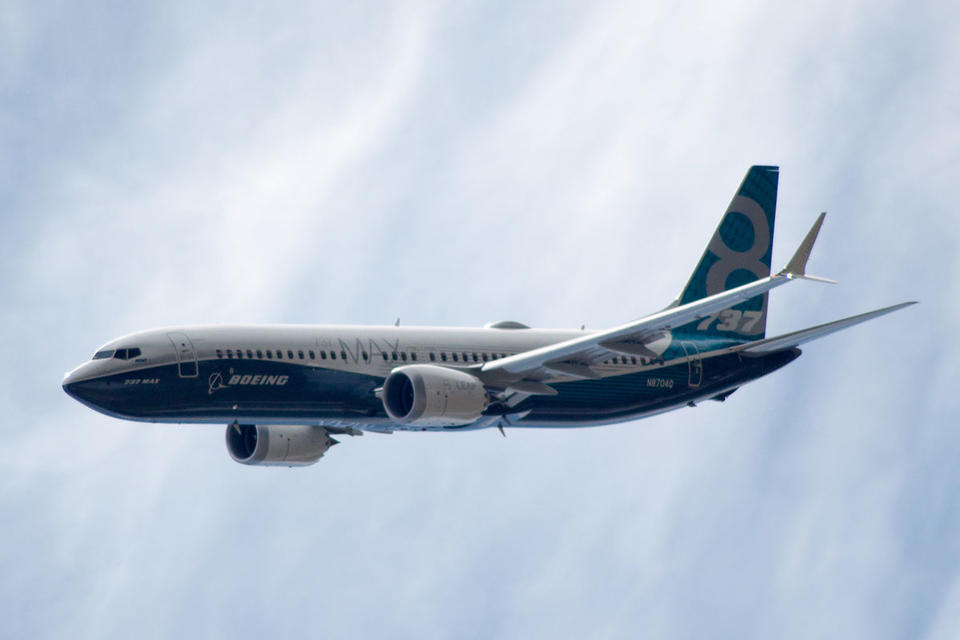 UAE says no date yet to lift ban on Boeing 737 Max planes