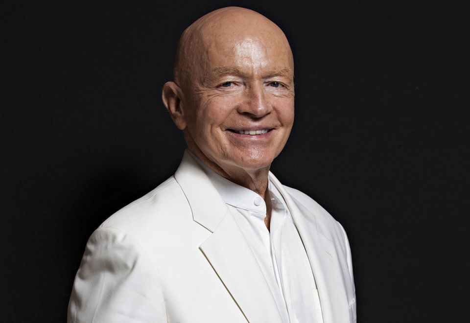 Investment guru Mark Mobius unconcerned about Dubai property market oversupply