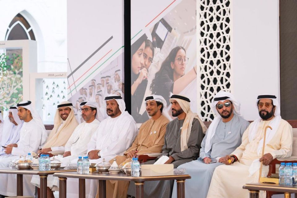 In pictures: Abu Dhabi Crown Prince receives Bahrain's King Hamad at Al-Bahar Palace