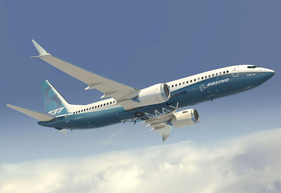 Boeing reports lower profits amid 737 MAX crisis