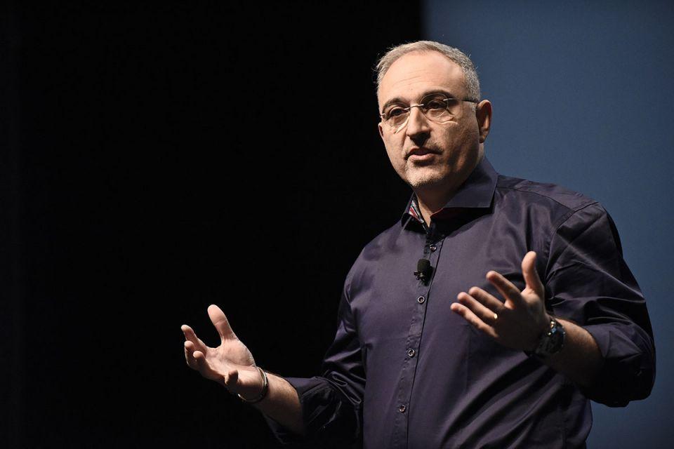 Hewlett Packard's Antonio Neri: the robots are coming