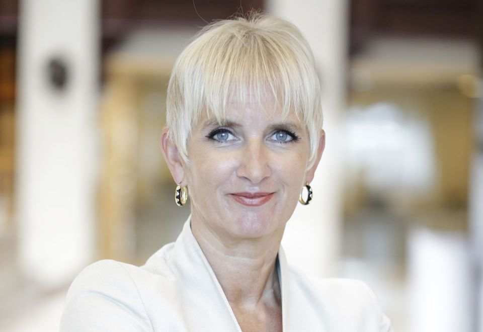 Philanthropy and entrepreneurship: Clare Woodcraft-Scott