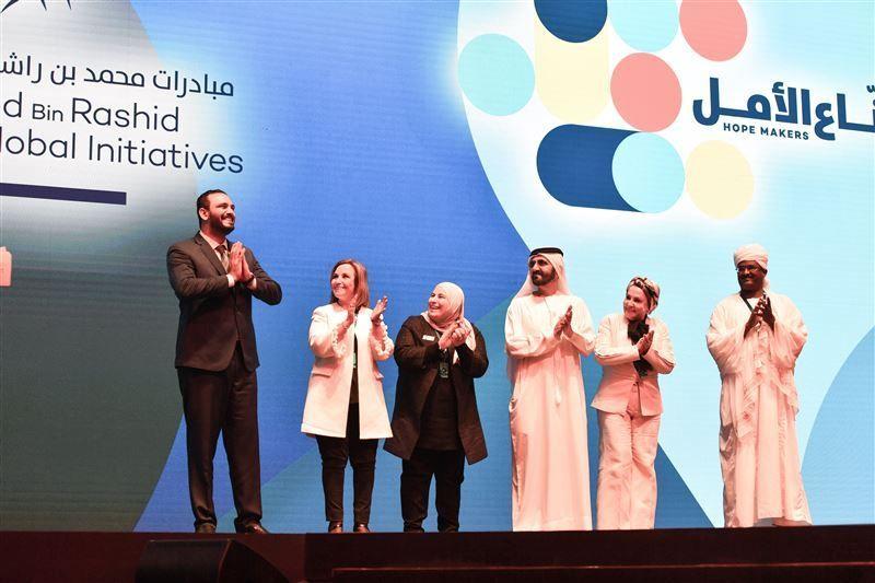 Dubai ruler launches third round of Arab Hope Makers initiative