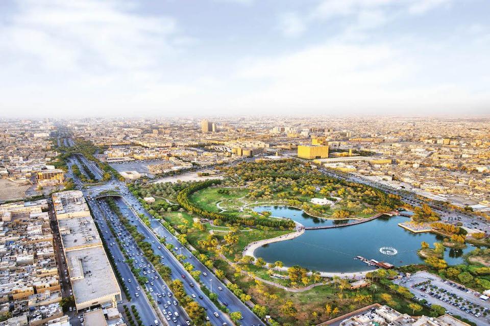 $23bn plan revealed to transform Saudi capital Riyadh