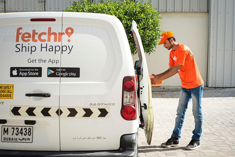 Dubai courier app Fetchr raises funds for Saudi Arabia expansion