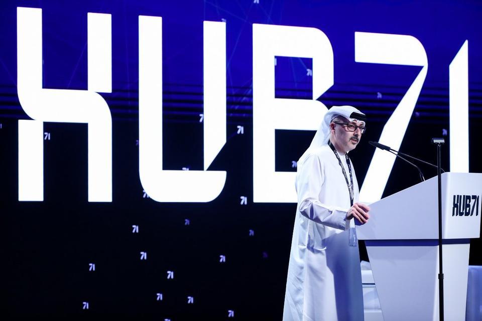 Abu Dhabi, SoftBank launch $145m fund, hub for tech start-ups