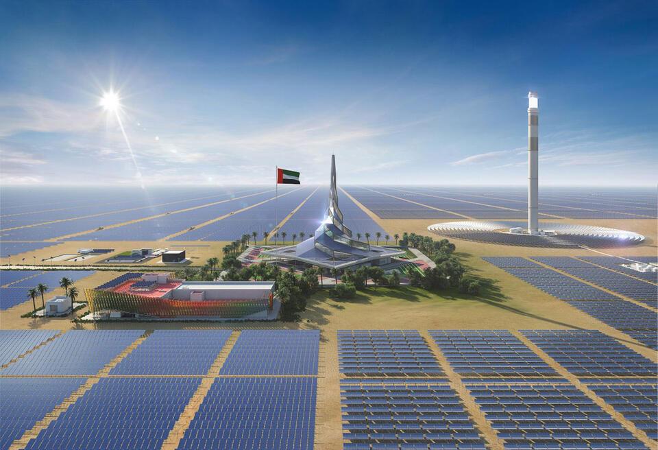 Dubai's DEWA receives world record low bid to build solar power plant