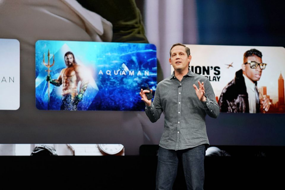 Gallery: Apple unveils games, video streaming, credit card and news services