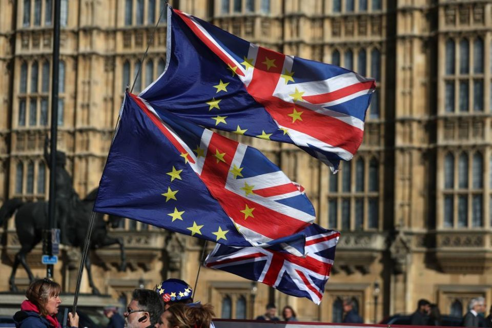 British MPs seize control of the Brexit process