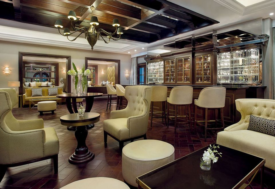Gallery: Dubai's sophisticated cigar lounges