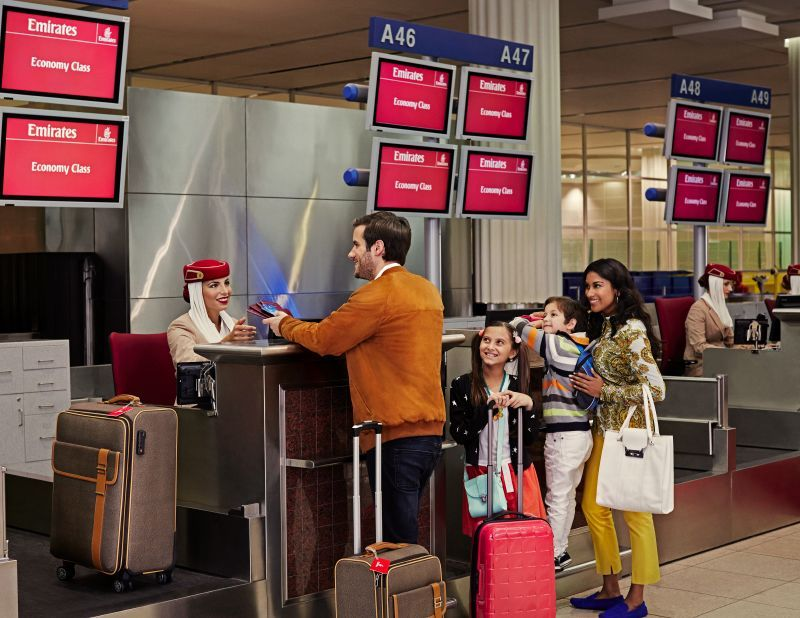 Emirates says expecting DXB spring break rush this weekend