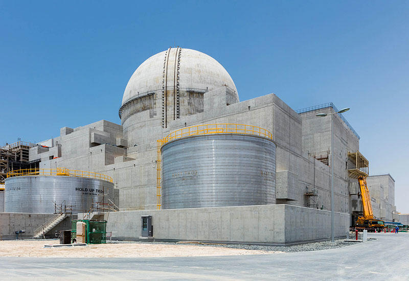 UAE in final stage of issuing operator licence for Barakah nuclear plant