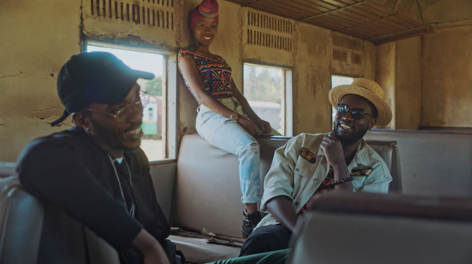 Blinky Bill helps spread the Emirates message in Africa