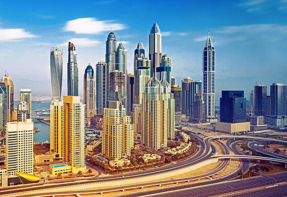 Dubai private sector business activity rises to record high