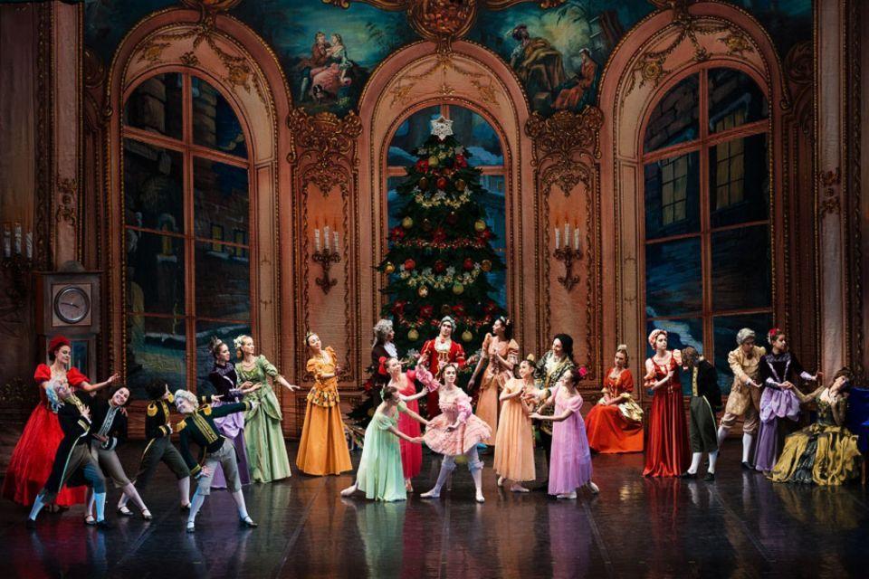 The Nutcracker ballet coming to Dubai Opera